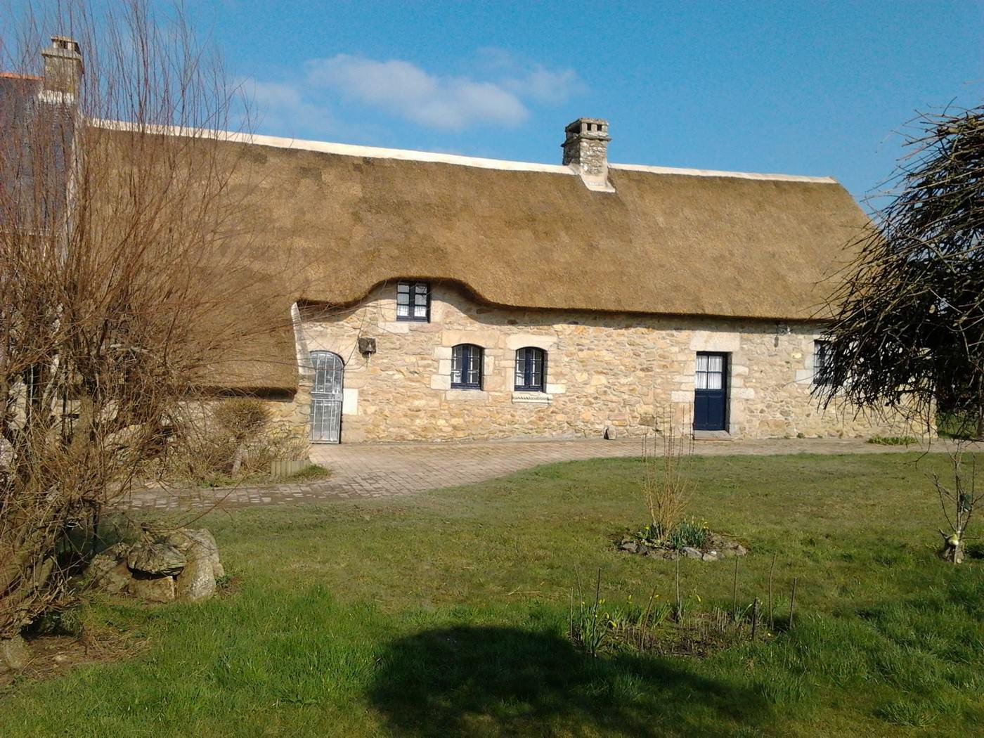 COUVERTURE : Artisan chaumier Finistère